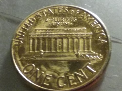 Rare 1999 D Gold Memorial Lincoln Penny