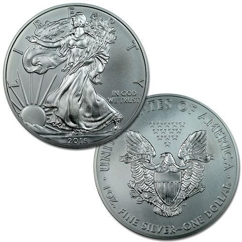 2015 american eagle (5 more left)silver