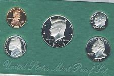 1996 S PROOF KENNEDY HALF DOLLAR