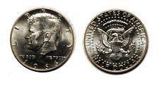 2-40% silver halfs 1966p and 1967p gem bu