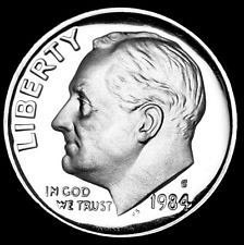 1984 S  PROOF  ROOSEVELT DIME