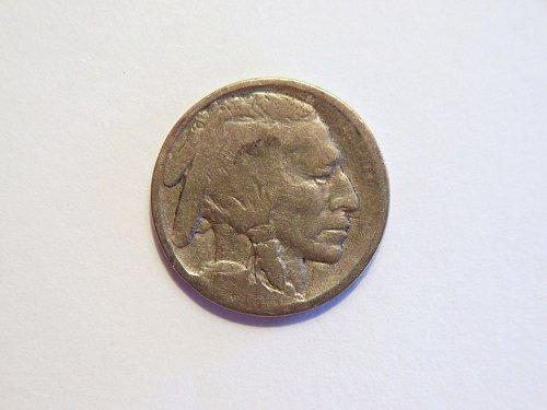 1915-P Buffalo Nickel