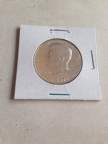 1976s half dollar proof