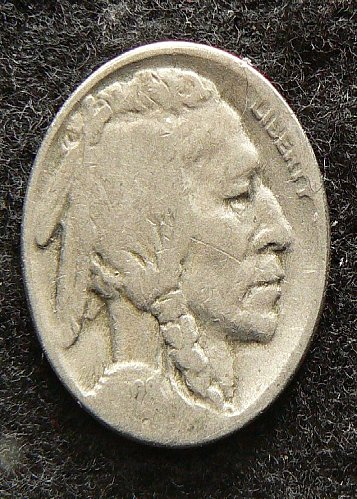 1928 S Buffalo Nickel (VG-8)