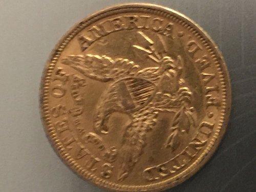 1893 Coronet