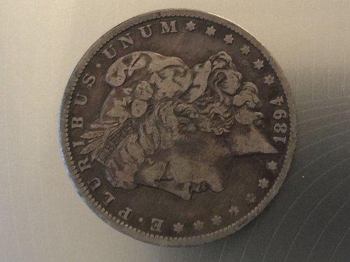 1894 O Morgan