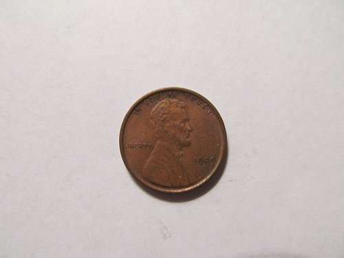 1909 VDB Lincoln cent #2