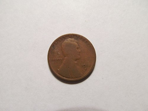 1912 D Lincoln cent #2