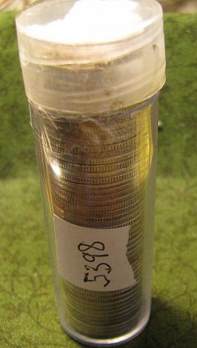 ROLL Mercury Dimes #5398 mixed/NO Junk WIN 1 roll, 2nd10% off @PayPal