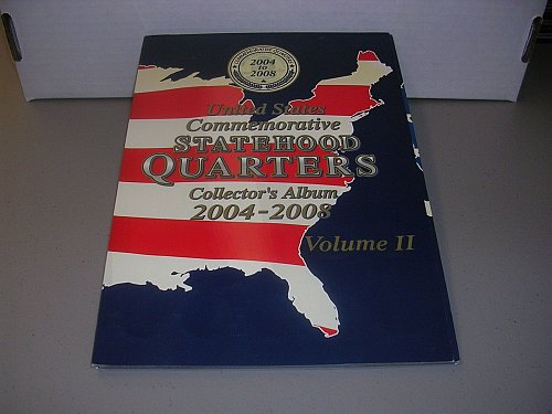 U.S. Commemorative Statehood Quarter Album 2004-2008 Vol. II