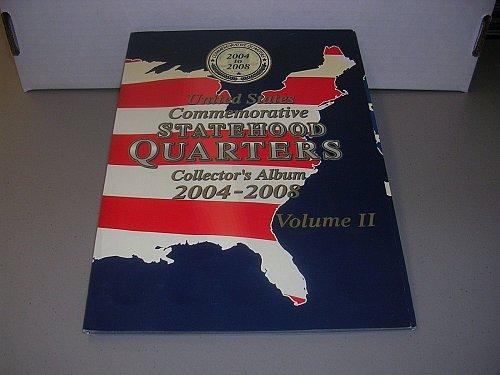 U.S. Commemorative Statehood Quarter Album 2004-2008 Vol. II
