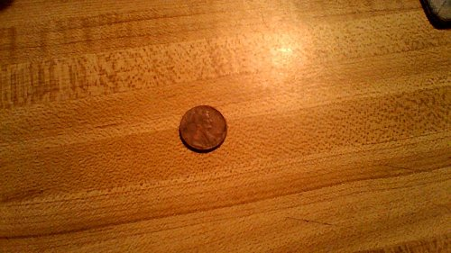 1995 Double Die Lincoln Cent, Circulated