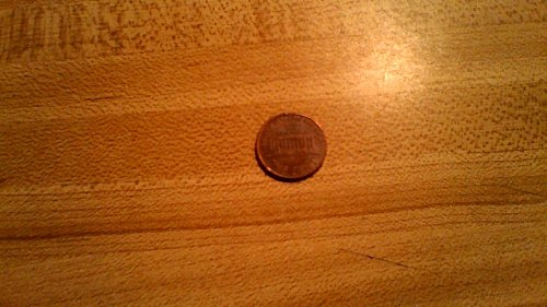 1995-D Double Die Lincoln Cent, Circulated