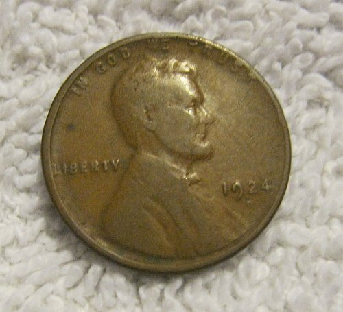 1924 D Lincoln Wheat Cent