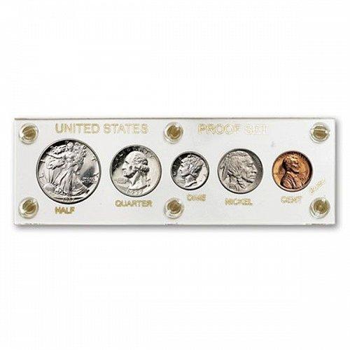 1937 US Mint Proof (90% Silver) Set
