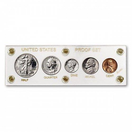 1938 US Mint Proof (90% Silver) Set