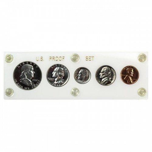 1952 US Mint Proof (90% Silver) Set