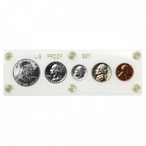 1953 US Mint Proof (90% Silver) Set