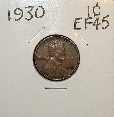1930 P Lincoln Cent