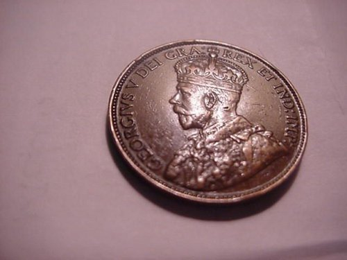 1913 CANADA LARGE CENT