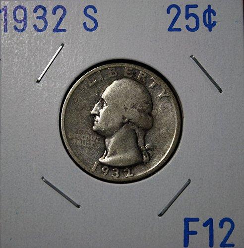 1932 S WASHINGTON QUARTER