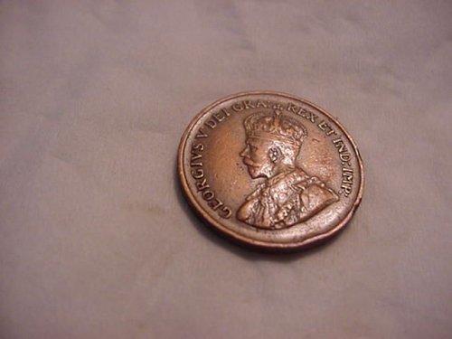 1932 canada small cent high grade