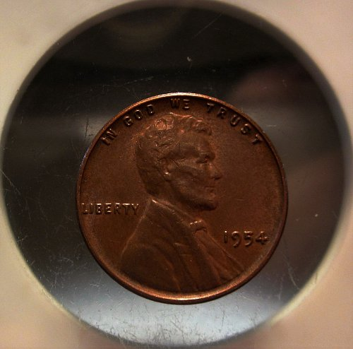 1954 Lincoln Cent Small Cents – Nice Penny