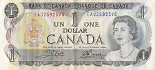 1973 canada one dollar bill