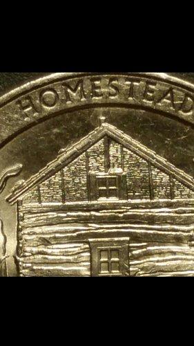2015-P Homestead quarter bird nests and leaky bucket