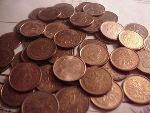50=canada small cents 1920/on all with some shine