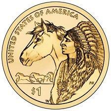 2012 D SACAGAWEA GOLDEN DOLLAR