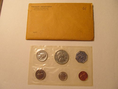 1961 US Proof Set