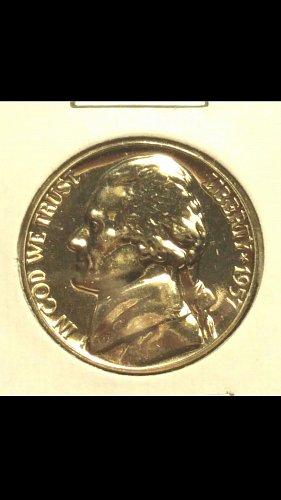 1957-P nickel