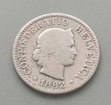 1882  10 rappan  switzerland