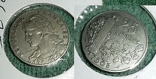 1905  france 25 centimes