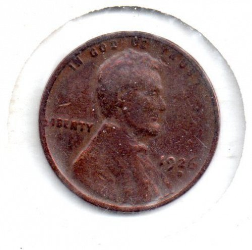 1926D Lincoln Wheat Penny - #4