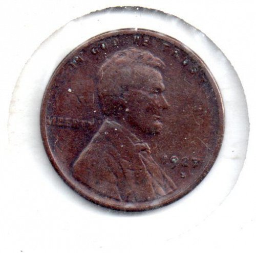 1927s Lincoln Wheat Penny - #4