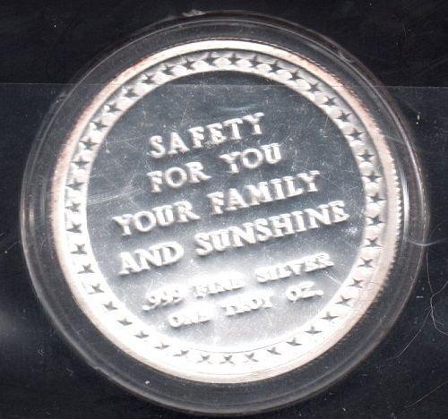 No Date Sunshine Mine of Idaho - 1 Troy Ounce -#2