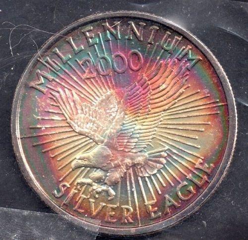 2000 Sunshine Mine of Idaho - 1 Troy Ounce -#1