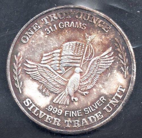 1981 CC U.S. Assay Office, San Fa\rancisco - 1 Troy Ounce - #3