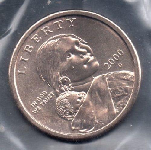 200DD Sacagawea Dollar - #3