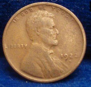 1922 weak D