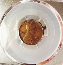 1911 s wheat cent