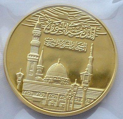 40mm diameter alloy commemorative coins Coin Collection church