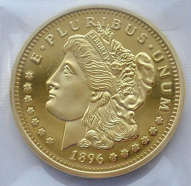 40mm diameter alloy commemorative coins Coin Collection goddess