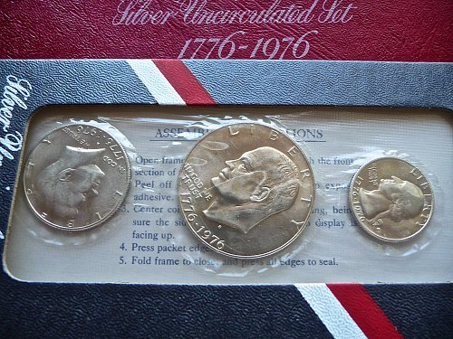 1776-1976 Bi-Centenial Set