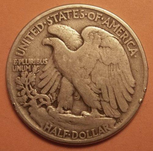 1944 Liberty Walking Half Dollar Lot WHDmE