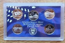2006 S   PROOF STATE QUARTER  PROOF SET