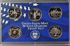 1999 S  STATE QUARTERS  PROOF SET
