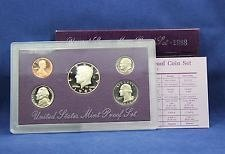 1988 S  PROOF SET